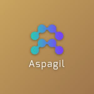 Aspagil – Business vector logo free logo preview