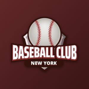 Baseball Club – Ball sports team logo vector free logo preview