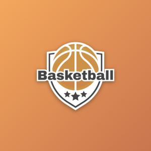Basketball – Sports ball game vector logo free logo preview