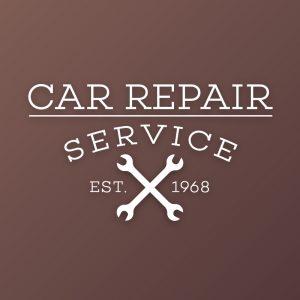 Car Repair – Automotive vector design logo free logo preview