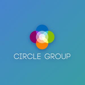 Circle group – Free circles colors logo vector free logo preview