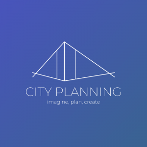 City Planning – Architecture logo design vector free logo preview