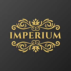 Imperium – Decorative floral luxury logo free logo preview