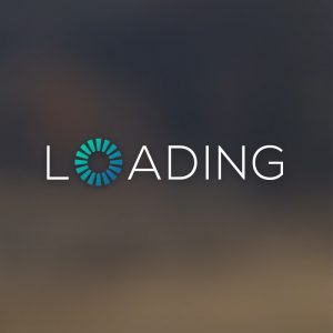 Loading – Digital tech company vector logo free logo preview