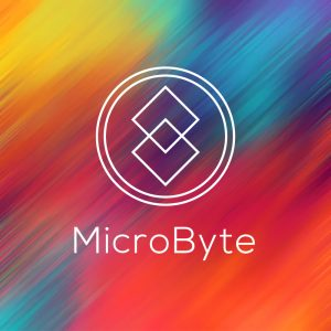 MicroByte – Financial logo vector design free logo preview