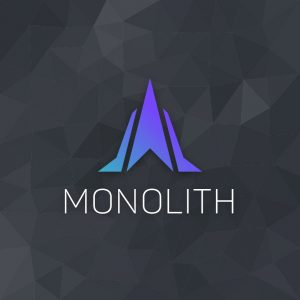 Monolith – Abstract architectural logo vector free logo preview