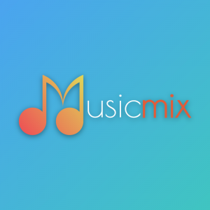 Musicmix – Musical note vector logo design free logo preview
