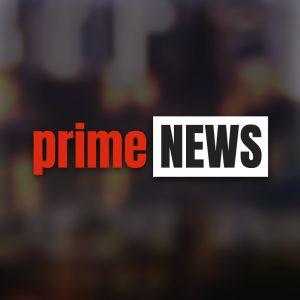 Prime News – Media newspaper vector logo design free logo preview