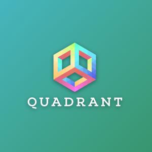 Quadrant – 3D empty box logo vector free logo preview