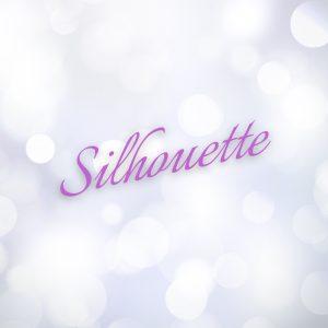 Silhouette – Fashion logo text design free logo preview