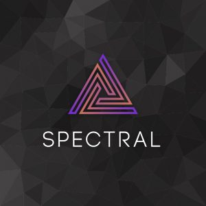 Spectral – Abstract geometric vector logo free logo preview