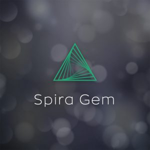 Spira Gem – Abstract infinity triangle logo vector free logo preview