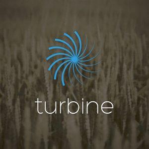 Turbine – Spinning turbine vector logo free logo preview