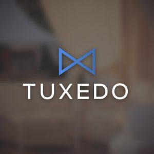 Tuxedo – Minimal geometric vector logo design free logo preview