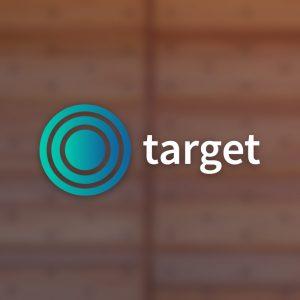 Target – Circle dot vector logo geometric free logo preview