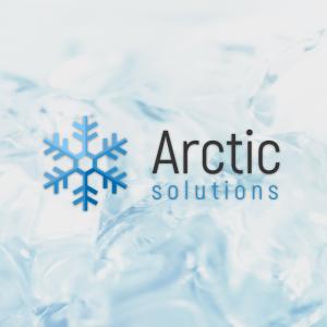 Arctic – Snowflake logo vector design free logo preview