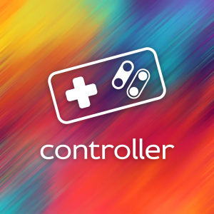 Controller – Free gamepad logo vector download free logo preview