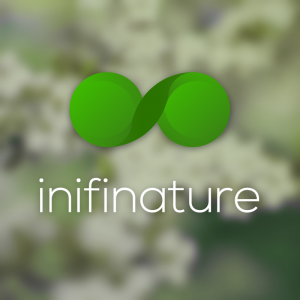 Infinature – Free infinity nature logo vector free logo preview