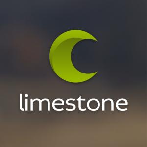 Limestone – Free geometric shape logo vector free logo preview