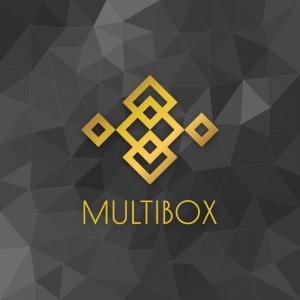 Multibox – Vintage decorative geometric logo free logo preview