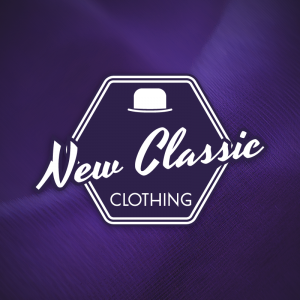 New Classic – Vintage hat clothing logo vector free logo preview
