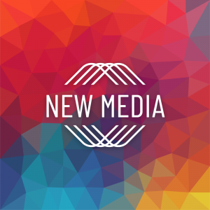 New Media – Free decorative business logo free logo preview