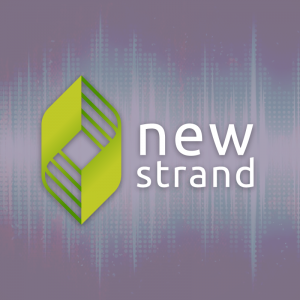 New Strand – Geometric genetic logo vector free logo preview