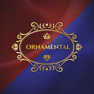 Ornamental – Free decorative floral logo vector free logo preview