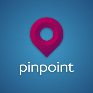 Pinpoint – Location pin logo vector download free logo preview