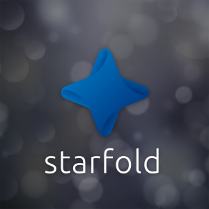 Starfold – Free abstract geometric logo vector free logo preview