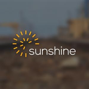 Sunshine – Free sun ray logo vector download free logo preview