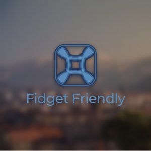 Fidget Friendly – Free abstract logo vector free logo preview