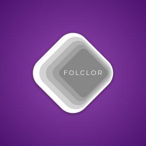 Folclor – Free modern logo vector download free logo preview