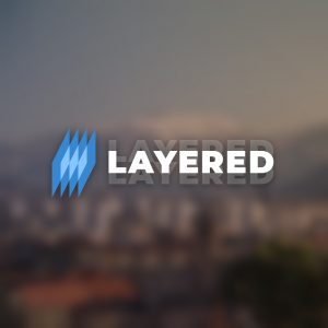 Layered – Free abstract business logo vector free logo preview