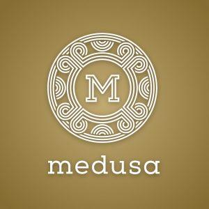 Medusa – Free decorative logo vector download free logo preview
