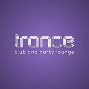 Trance – Free text only club party lounge logo free logo preview