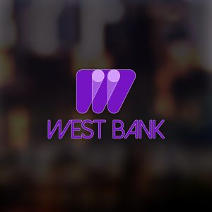 West Bank – Free geometric letter W logo vector free logo preview