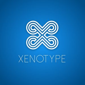 Xenotype – Free abstract letter X logo vector free logo preview