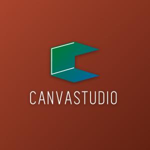Canvastudio – Isometric letter C logo vector free logo preview