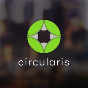 Circularis – Free abstract circle logo vector free logo preview