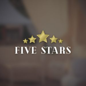 Five Star – Free rating hotel logo download free logo preview