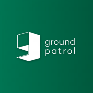 Ground Patrol – Isometric letter G logo vector free logo preview