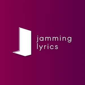 Jamming Lyrics – Isometric letter J logo vector free logo preview