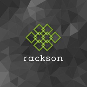 Rackson – Free geometric logo vector download free logo preview