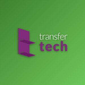 Transfer Tech – Isometric letter T logo vector free logo preview