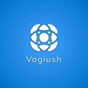 Vaguish – Free abstract decorative logo vector free logo preview
