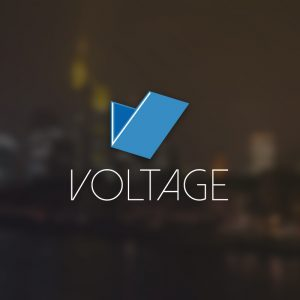 Voltage – Free isometric letter V logo vector free logo preview