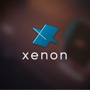 Xenon – Free isometric letter X logo vector free logo preview