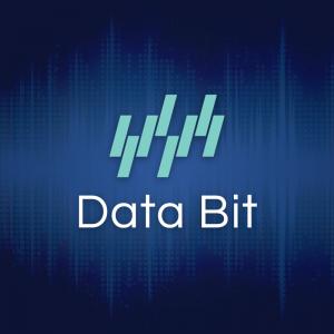 Data bit – Free geometric it tech logo vector free logo preview
