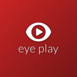 Eye play – Visual media player logo download free logo preview